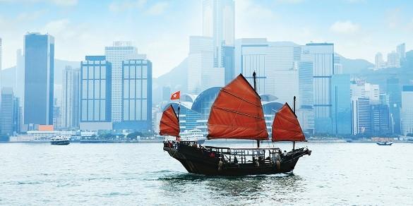 Air France WOW promo Beograd Hong Kong