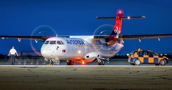 Air Serbia avio karte Beograd Varsava Stokholm Stutgart
