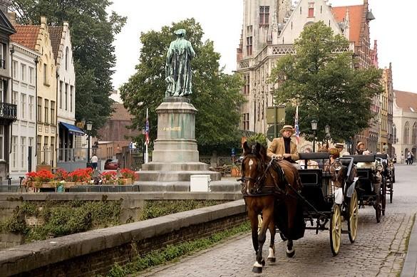 Belgijska srednjevekovna idila Briz 4