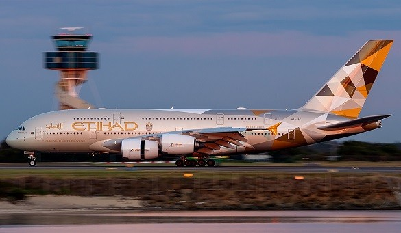 Etihad Airways promotivna akcija Beograd novembar 2015