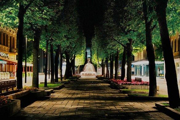 Kaunas ce vas oboriti s nogu Litvanija