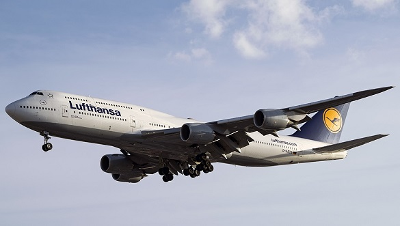 Lufthansa avio karte Beograd Severna Amerika Njujork Vasington Cikago Toronto