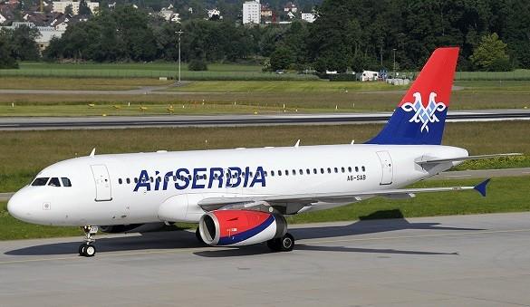 Air Serbia Beograd Solun Stutgart Brisel specijalna nedelja