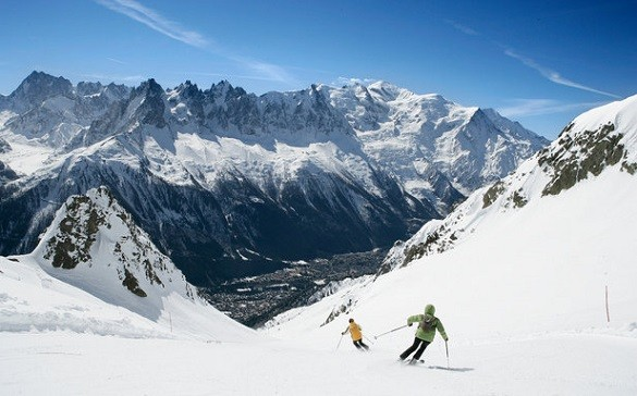 Friday Blog Najbolja mesta na svetu za skijaše
