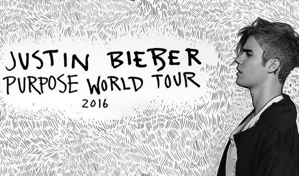 Justin Bieber prevoz na koncert Purpose Zagreb 2016