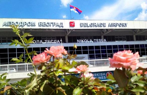aerodrom Tesla Beograd rekord broj putnika 2015