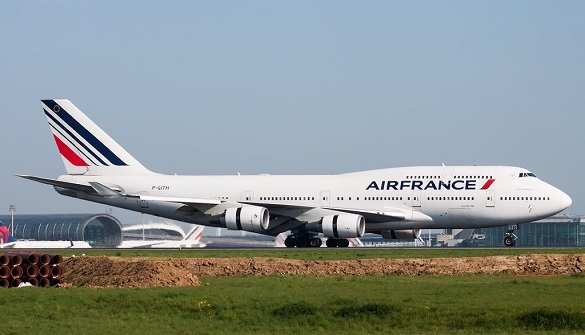 Air France promo avio karte Beograd Severna Amerika januar 2016