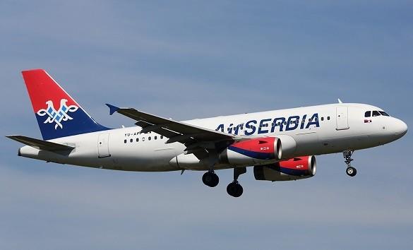Air Serbia Happy Friday avio karte Beograd London Larnaka Frankfurt