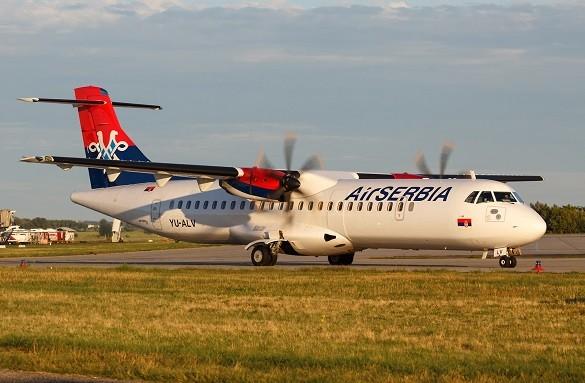 Air Serbia jeftine avio karte Beograd Tel Aviv Milano Zagreb Stokholm