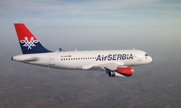 Air Serbia online kupovina karata Beograd Zagreb Milano Tel Aviv
