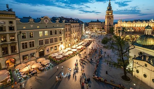 Krakov grad legendi i mitova