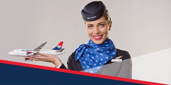 Air Serbia promo akcija Dan zaljubljenih avio karte Beograd