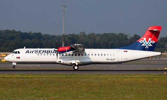 Air Serbia promo online kupovina nedeljom Beograd Istanbul Rim Ljubljana