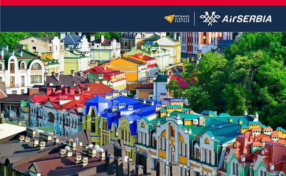 Air Serbia – Prodaja avio karata Beograd Kijev  Play Travel