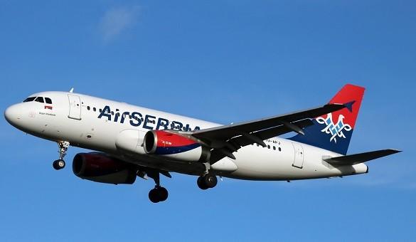 Air Serbia Happy Friday Beograd Milano Istanbul Bejrut Skopje