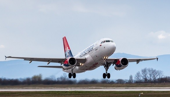 Air Serbia Happy Friday promo avio karte Beograd Berlin Moskva Dubrovnik