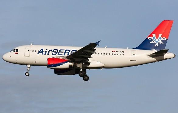 Air Serbia online kupovina avio karata Beograd Zagreb Tel Aviv Bukurest