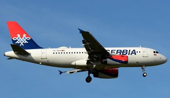 Air Serbia Beograd online kupovina avio karata Dubrovnik Hamburg