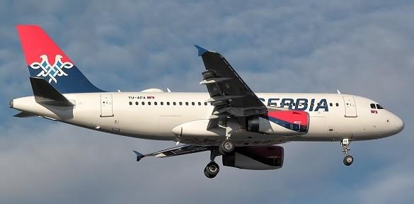 Air Serbia Online kupovina avio karata promo Beograd Tirana Stutgart