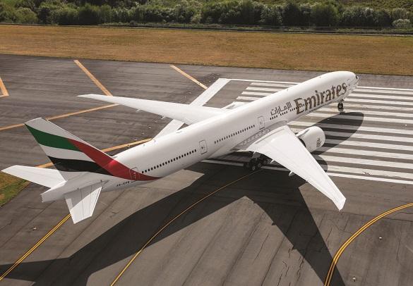 Emirates promotivna akcija Azija Australija
