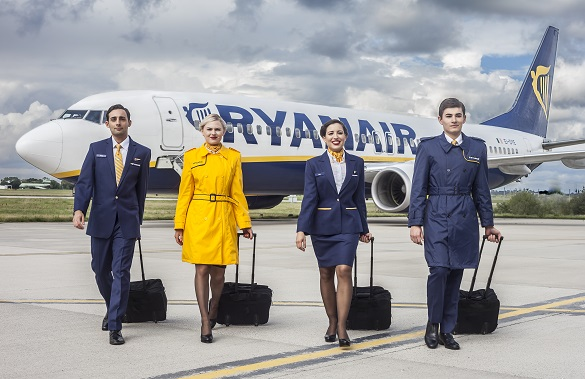 Ryanair avio karte Niš Berlin