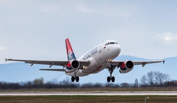 Air Serbia online kupovina avio karata nedeljom Beograd Hamburg Tel Aviv