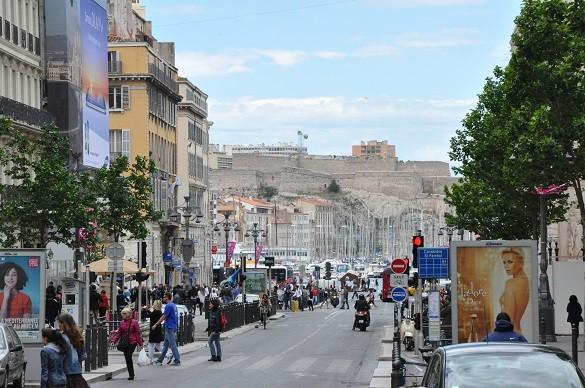 Marsej grad luka na lošem glasu
