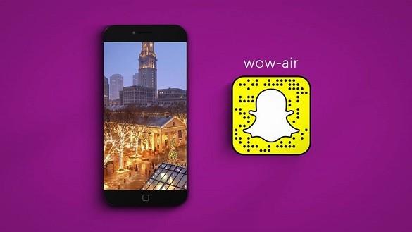 Osvojite putovanje oko sveta uz Snapchat aplikaciju