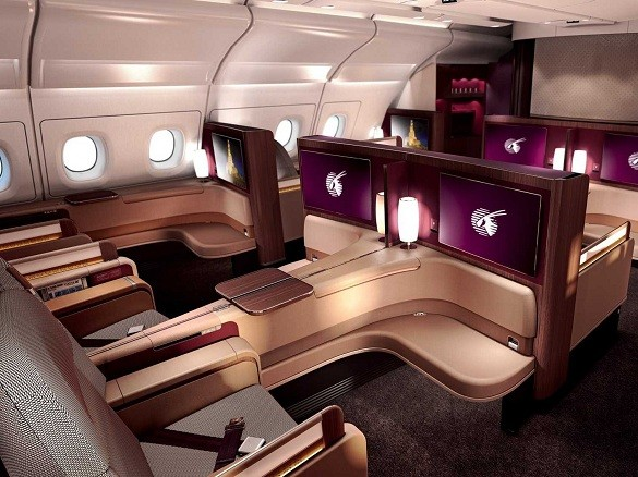 Qatar Airways Dve avio karte po ceni jedne za biznis klasu