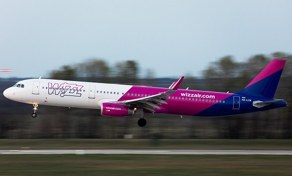 Wizz Air 12 godina od prvog leta