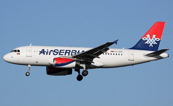 Air Serbia Happy Friday Beograd Varna Stutgart Milano avio karte