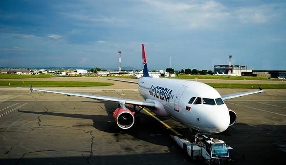 Air Serbia avio karte online kupovina Beograd Tel Aviv Solun Bec