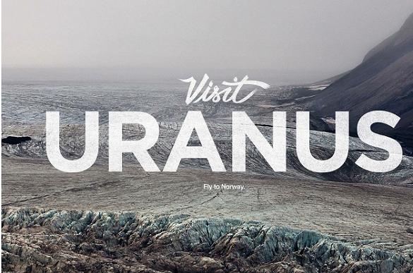 Posetite Uran