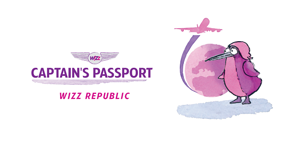 Wizz Air avio kompanija pasoš za posetu kokpita aviona