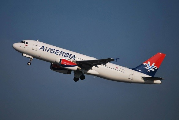 Air Serbia Beograd Ljubljana Milano avio karte