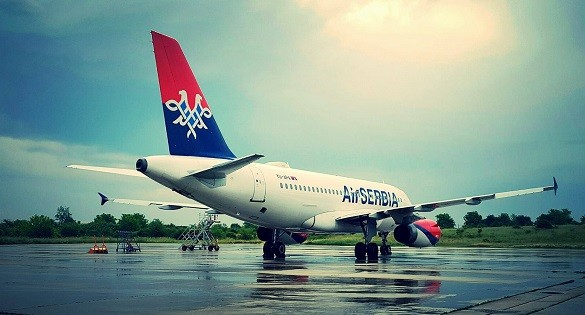 Air Serbia Happy Friday Beograd Stutgart Zagreb