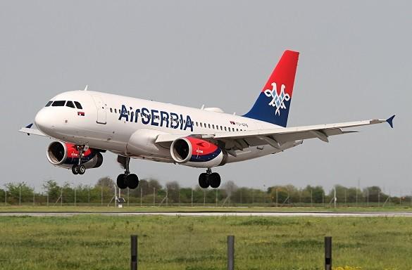 Air Serbia Happy Friday promo avio karte Beograd Zagreb Dubrovnik