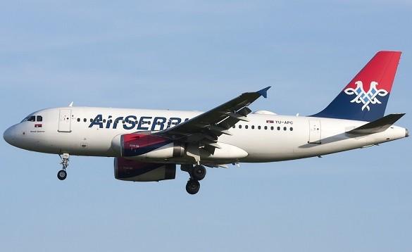 Air Serbia online kupovina Beograd avio karte Hamburg Solun