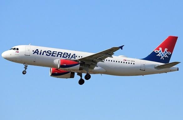 Air Serbia online kupovina avio karata Beograd Bukurest Tel Aviv