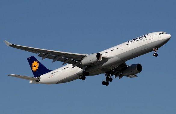 Lufthansa promo avio karte Beograd jul 2016