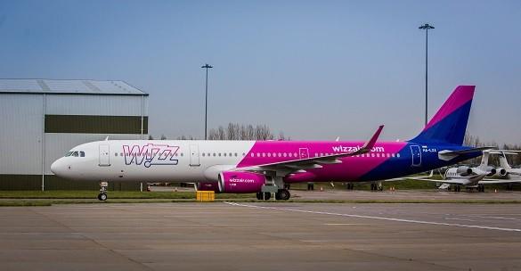Wizz Air novi letovi linije aerodrom Sarajevo