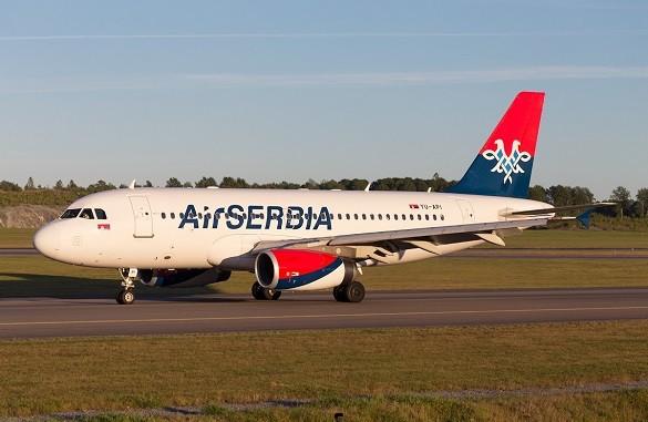 Air Serbia Beograd Happy Friday promo Milano Sankt Peterburg Tirana avio karte