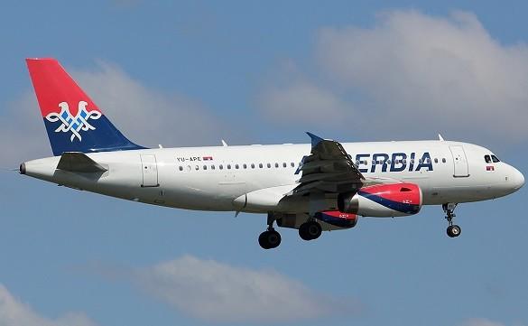 Air Serbia Beograd Stutgart Brisel avio karte promo specijalna nedelja