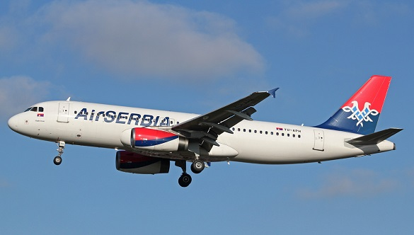 Air Serbia Beograd Varna Milano online kupovina avio karata