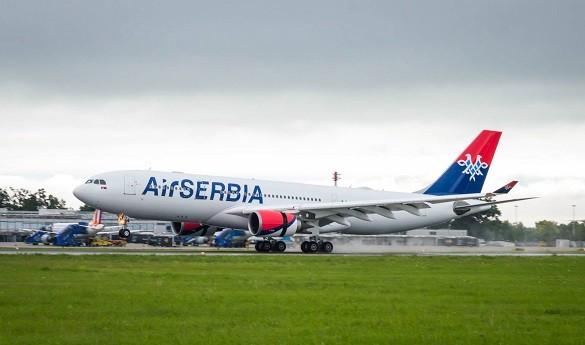 Air Serbia specijalna nedelja avio karte online kupovina Beograd Stutgart Sarajevo