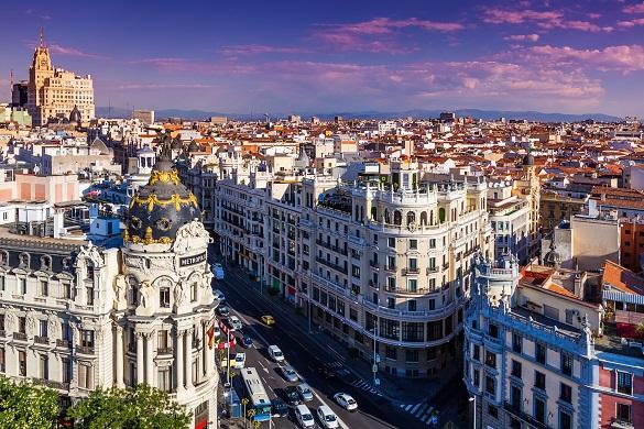 Lufthansa avio karte Beograd Madrid promo