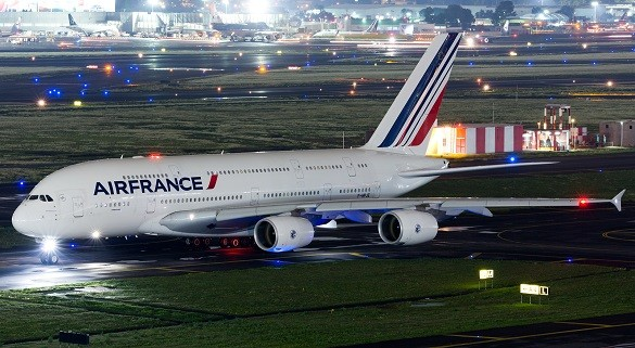 Air France promotivna akcija avio karte Afrika Azija Amerika Karibi Okeanija