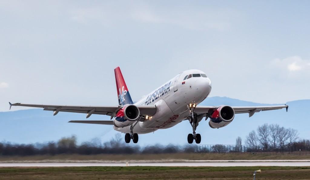 Air Serbia Beograd Happy Friday Tirana Solun London avio karte
