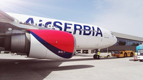 Air Serbia happy friday beograd solun dubrovnik hamburg