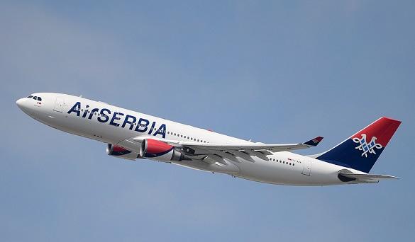 Air Serbia nove linije Beograd Teheran